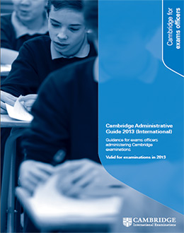 Dar El Tarbiah Cambridge Administrative Guide 2013 2014 handbook.jpg