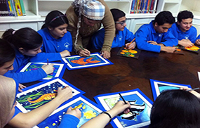 Dar El Tarbiah American Arts and Drama Activities Arts and drama